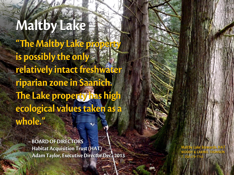 ENAC Maltby Lake ATaylor HAT