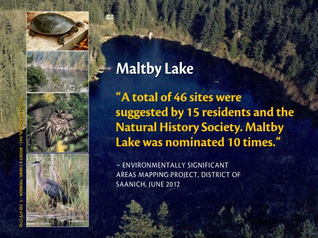 ENAC Maltby Lake - ESA Mapping Project